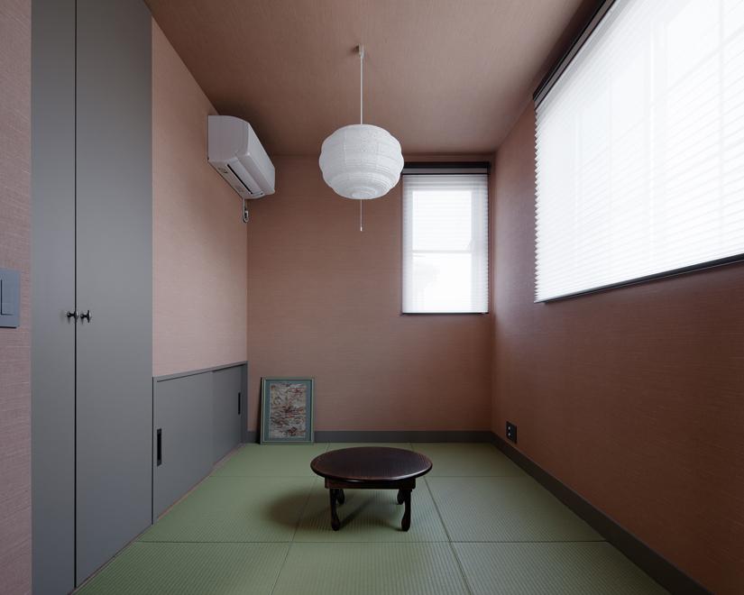 2階の和室 客間として利用